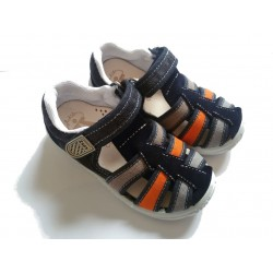 sandalias niño lona N72312