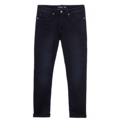 Pantalones para hombre azul...